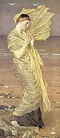 Seagulls, c.1871, moore
