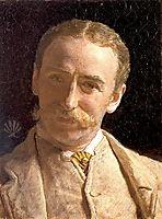 William Connal, Jr. Esq. of Solsgirth, 1883, moore