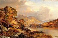 Autumn Landscape, 1867, moran
