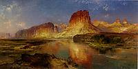 Green River, Wyoming, 1878, moran