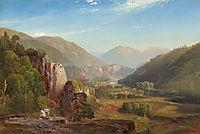 The Juniata, Evening, 1864, moran