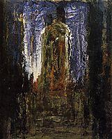 Abstract (study), c.1890, moreau