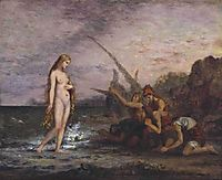 The Birth of Venus, 18, moreau
