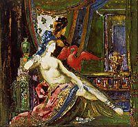 Dalila, c.1890, moreau