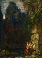 The Education of Achilles, 18, moreau