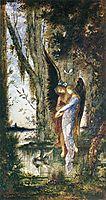 Evening and Sorrow, c.1882, moreau