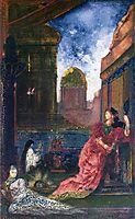 Heridias Salome, 1888, moreau