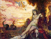 Perseus and Andromeda, c.1870, moreau