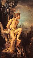 Prometheus, 1868, moreau
