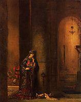 Salome in Prison, 1876, moreau