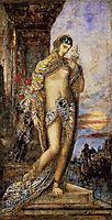 The Song of Songs, 1893, moreau