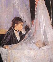 The Cradle, 1872, morisot