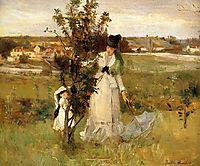 Hide and Seek, 1873, morisot