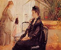 Interior, 1872, morisot
