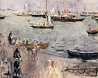 The Isle of Wight, 1875, morisot