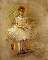 Little Dancer, 1885, morisot