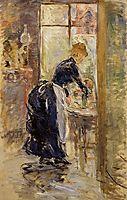 The Little Maid Servant, 1886, morisot