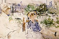 Luncheon in the Countryside, 1879, morisot