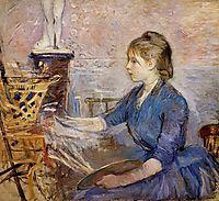 Paule Gobillard, 1887, morisot