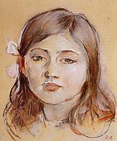 Portrait of Julie, 1889, morisot