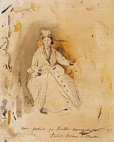 Rosalie Reisener, 1866, morisot