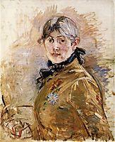 Self-Portrait, 1885, morisot