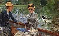 A Summer-s Day, 1879, morisot