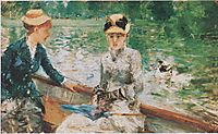 Summer-s Day, 1879, morisot