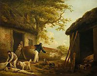 The Boatman-s House, morland