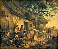 The Roadside Inn, 1792, morland