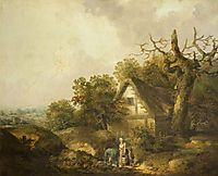 A Rustic Cottage, morland