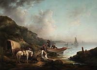 Smugglers, 1792, morland
