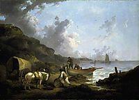 The Smugglers, 1792, morland