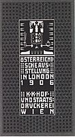 Catalogue of the Austrian Exhibition in London, 1906, moser