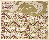 Danube waves, 1901, moser
