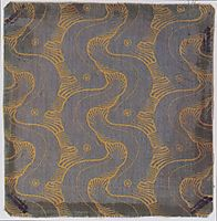 Design for the fabric, 1902, moser