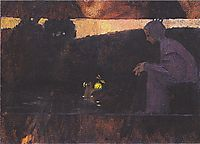 The Frog King, c.1895, moser