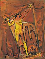 Judith and Holofernes, 1916, moser