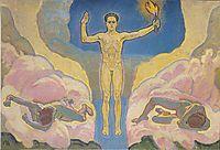 The light, c.1914, moser
