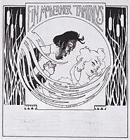 A modern Tantalus. Illustration for -Meggendorfer leaves-., c.1895, moser