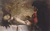 Pieta, c.1895, moser