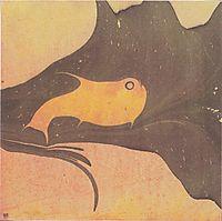 Pisces, c.1904, moser
