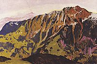 The Rax, c.1912, moser