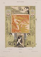 Spring morning, 1896, moser