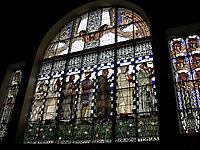 Steinhoch church in Vienna, moser