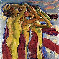 The Three Graces, moser