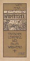 Waidmannsheil, 1896, moser