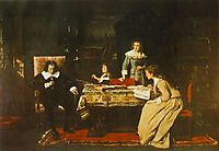Milton, 1878, munkacsy