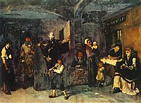 Pawn Office, 1874, munkacsy