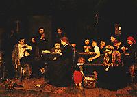 Pluckmakers, 1871, munkacsy